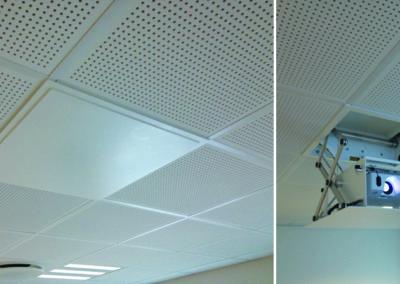 Lift løsning til projektor